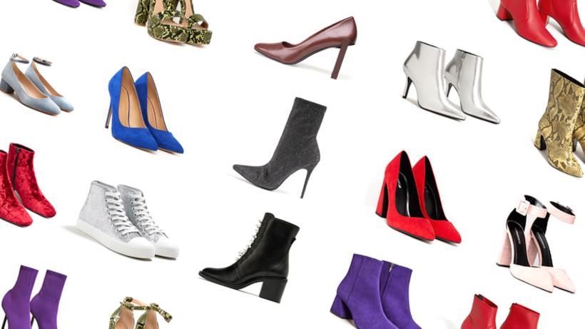 Tutte le scarpe low cost per  Natale