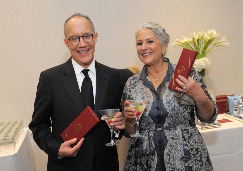 I creatori di Friends Marta Kauffman e David Crane
