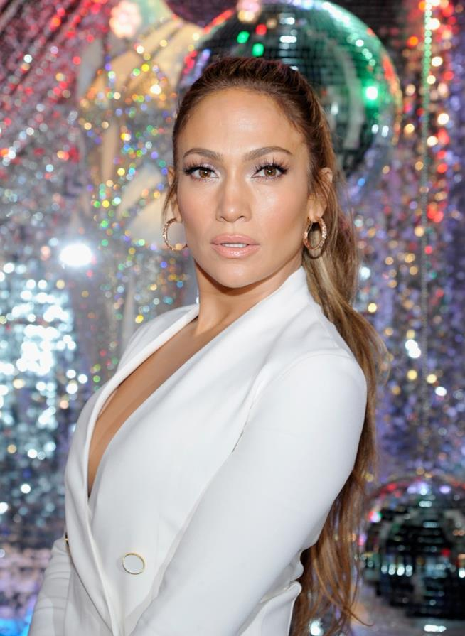 Jennifer Lopez a un evento