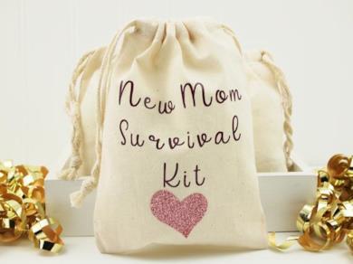 Kit di sopravvivenza per neo mamme