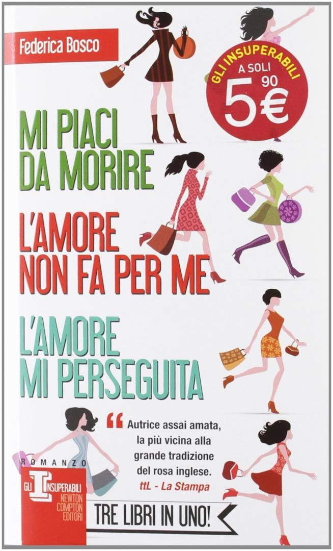 I romanzi su Monica di Federica Bosco
