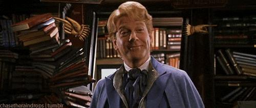 Kenneth Branagh in Harry Potter e la Camera dei Segreti