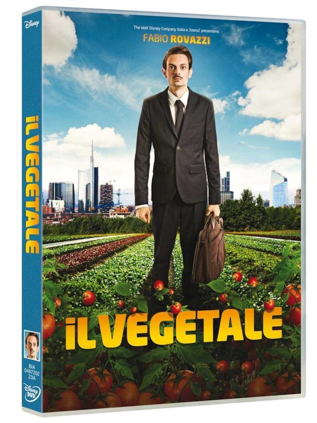 Il filmIl Vegetale in DVD