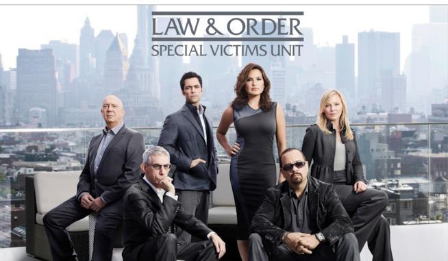 Il cast di Law & Order: Special Victims Unit