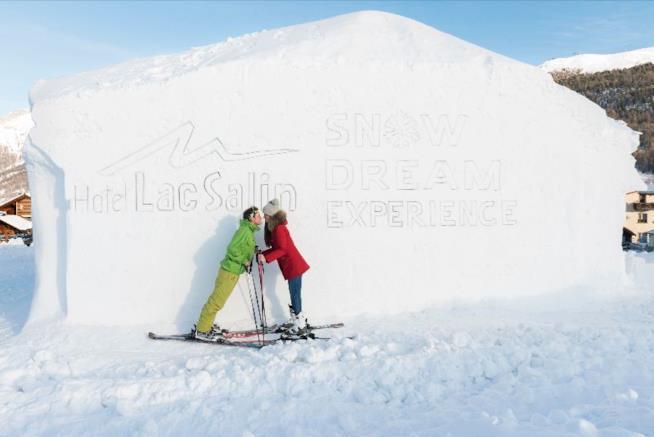 San Valentino Livigno alla Snow Dream Experience