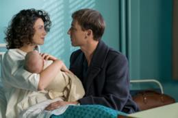 Claire e Frank danno il benvenuto alla piccola Brianna