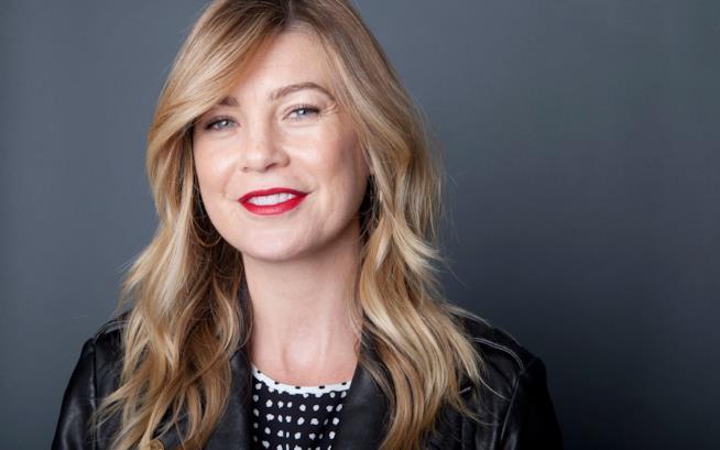 Ellen Pompeo, l'attrice più pagata di un drama di prima serata