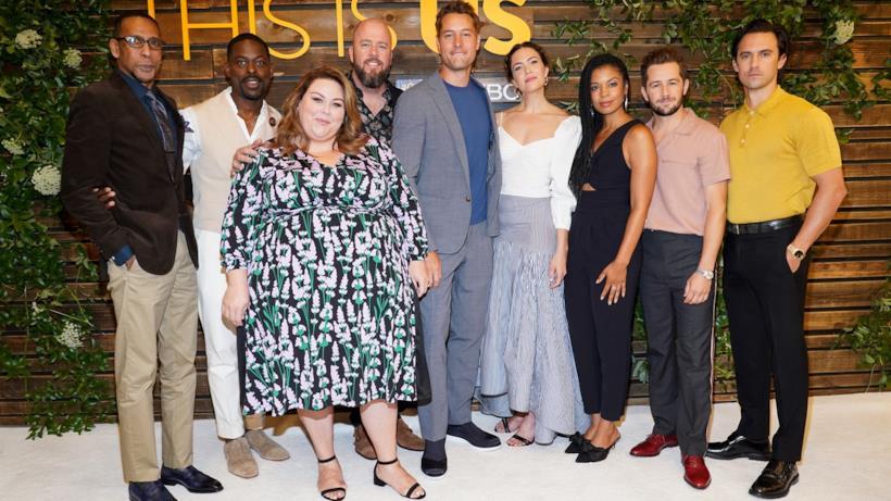 Il cast di This Is Us
