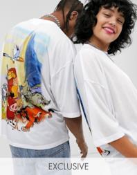 T-shirt oversize unisex