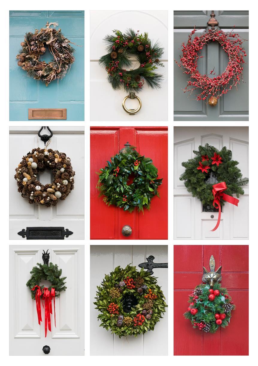 Addobbi e decorazioni di natale idee per la casa for Decorazioni per la casa fai da te