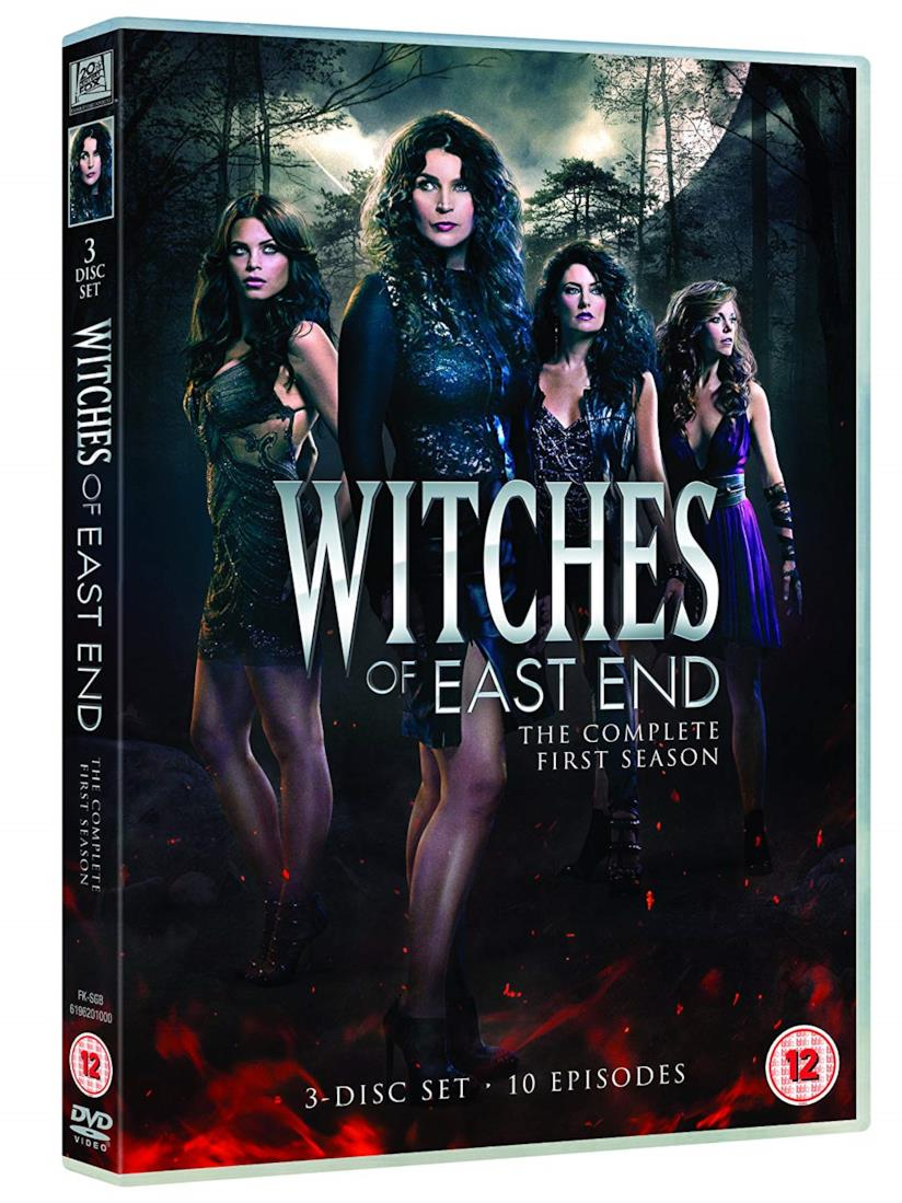 Cofanetto DVD di Witches of East End - Season 1