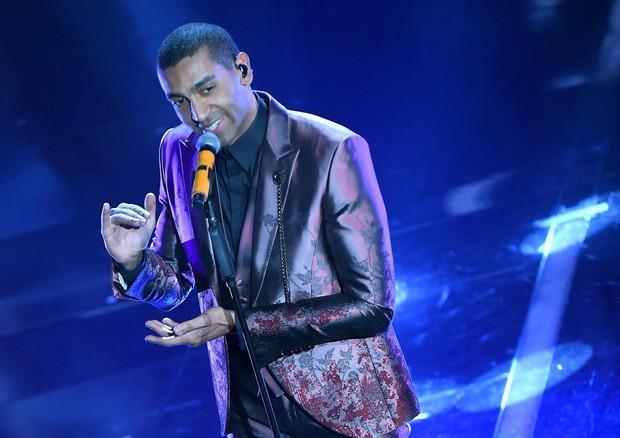 L'esibizione di Mudimbi a Sanremo 2018