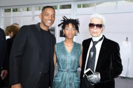 Will Smith, WIllow Smith e Jean Paul Gaultier