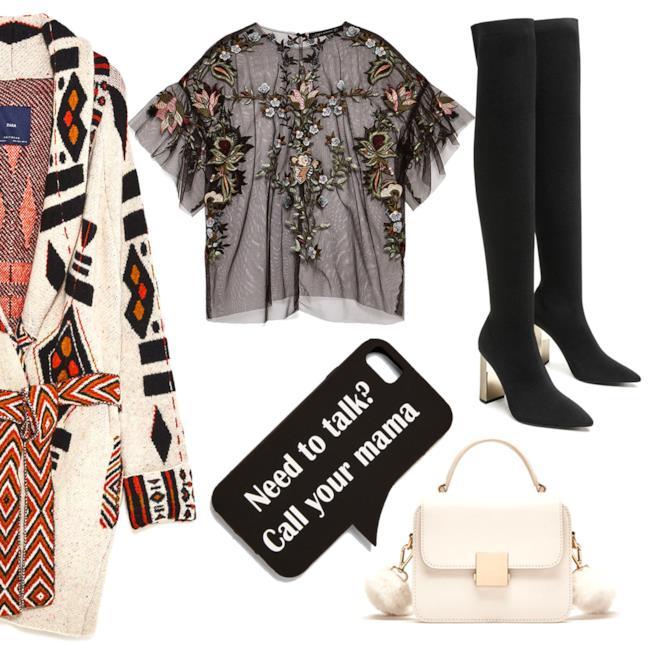 Consigli per outfit Zara autunno inverno