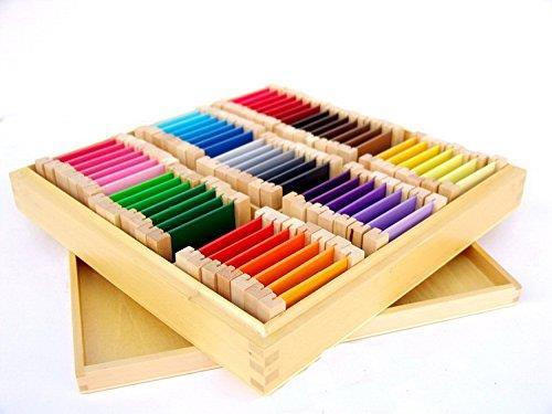 Gioco per imparare i colori