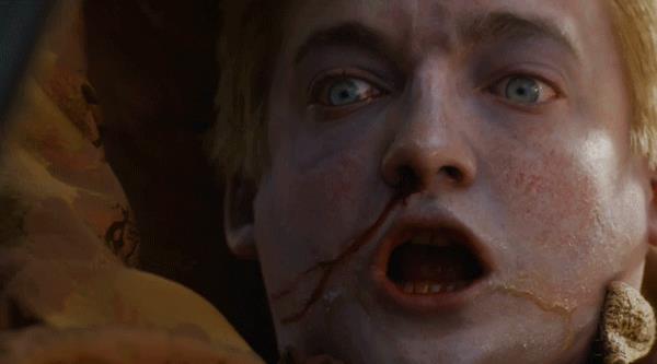 La morte di Re Joffrey