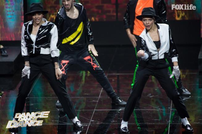 Le Donatella, ultima esibizione nella finale di Dance Dance Dance 2