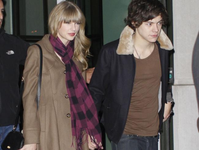 Taylor Swift e Harry Styles ai tempi della loro relazione
