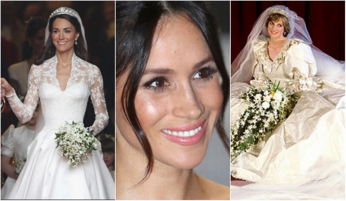db2c1646cc Abiti da sposa delle principesse inglesi: dal più caro al più cheap