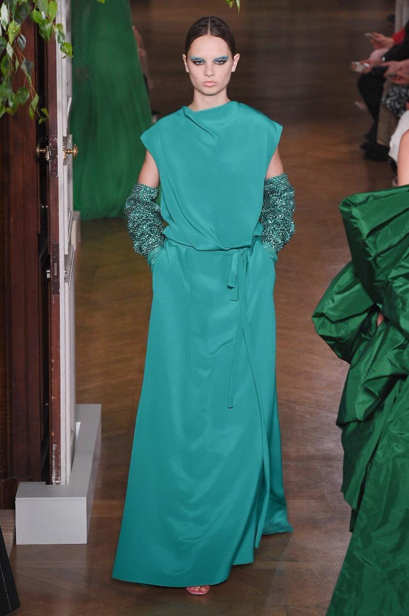 Sfilata VALENTINO Collezione Alta moda Autunno Inverno 19/20 Parigi - ISI_3790