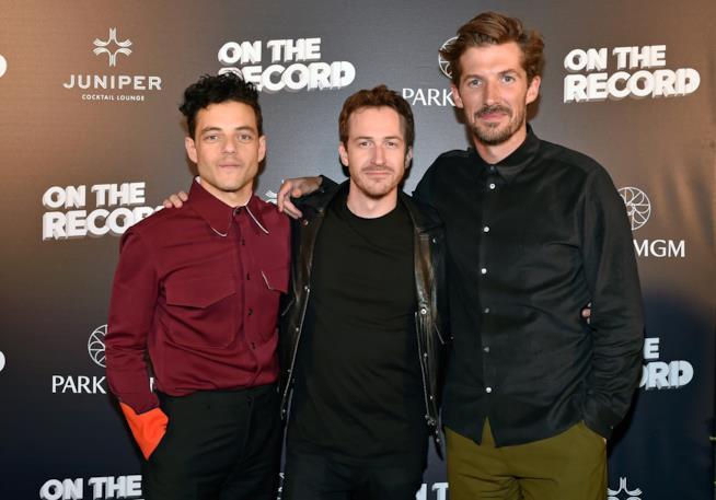 Il cast di Bohemian Rhapsody