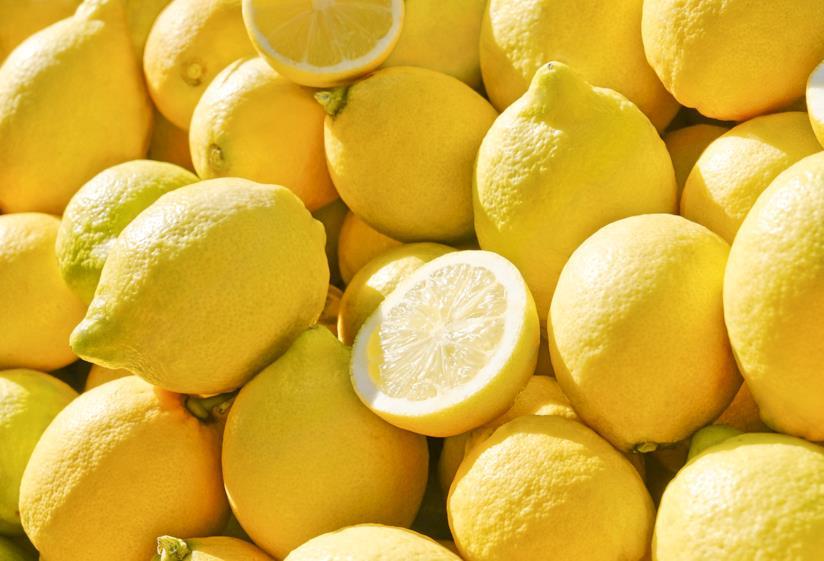 Gruppo di limoni