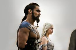 Daenerys Targaryen e Khal Drogo
