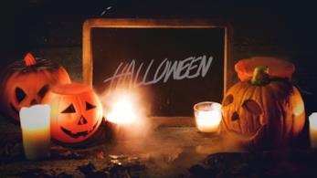Zucche della festa di Halloween