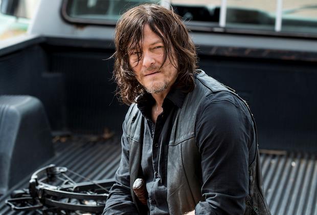 Daryl in The Walking Dead