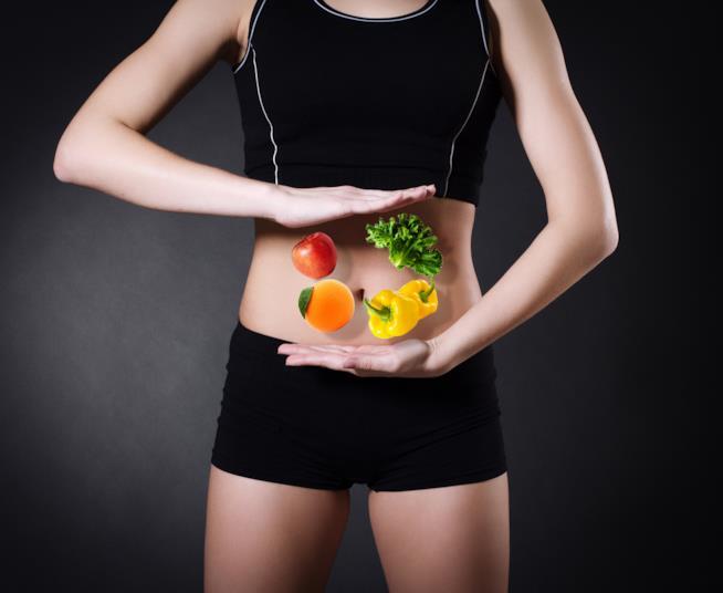 Alimentazione sana abbinata alla corsa