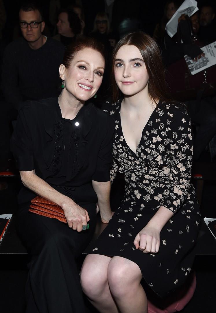 Julianne Moore e Liv Freundlich