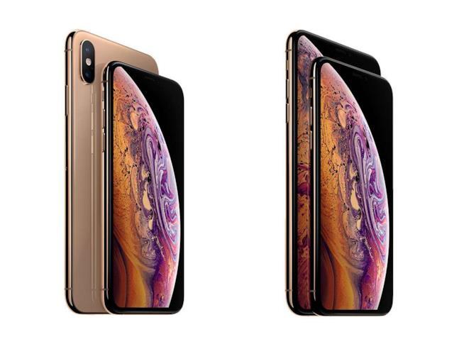 I modelli di iPhone Xs e XS Max