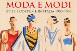 Locandina MODA E MODI