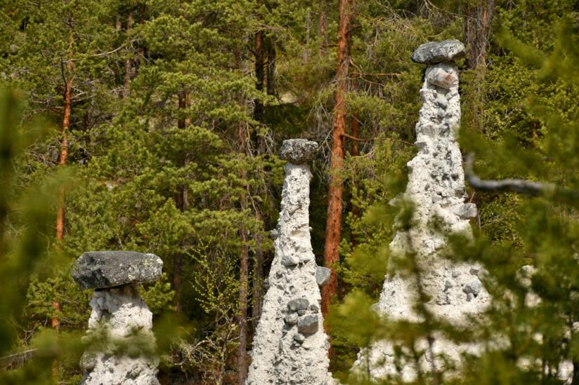 Kvitskriuprestein: le suggestive piramidi terrestre norvegesi