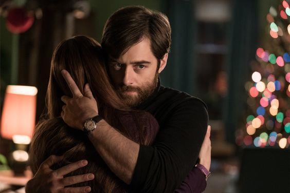 Roger abbraccia Brianna