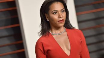 Kelly McCreary al Party per gli Oscar di Vanity Fair
