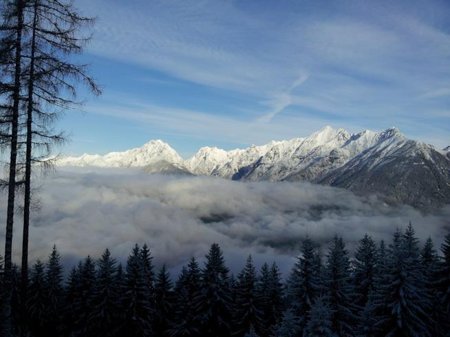 San Valentino tra le Alpi Tirolesi in Valle dell'Inn