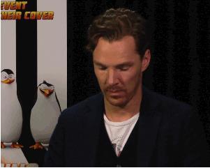 Il tè preferito di Benedict Cumberbatch è l'Earl Grey