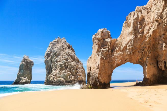 Le spiagge della Bassa California