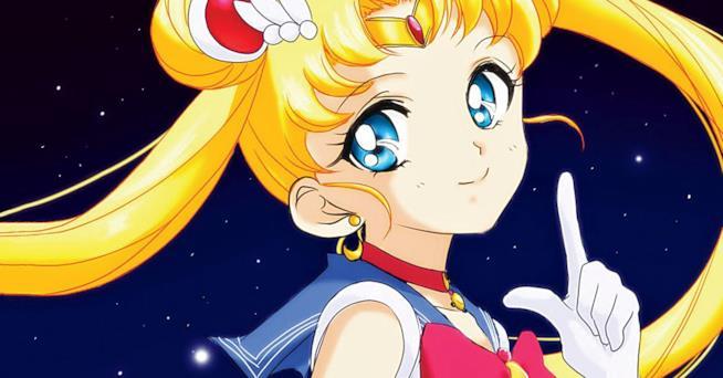 Un'immagine dell'anime Sailor Moon