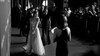 Il red carpet dell'AmfAR Gala a Milano