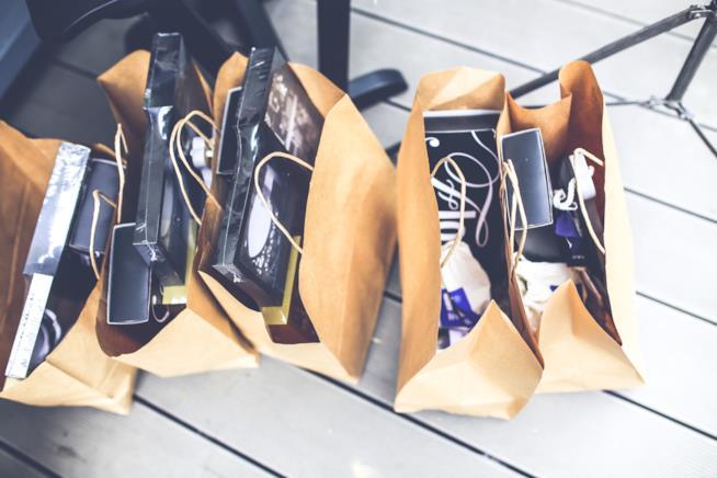 Buste shopping