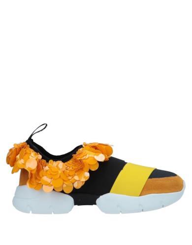 Sneakers con macro paillettes