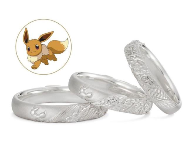 Le fedi nuziali dei Pokemon