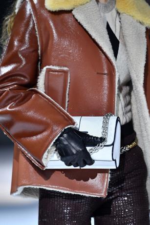 Le giacche in pelle di Louis Vuitton