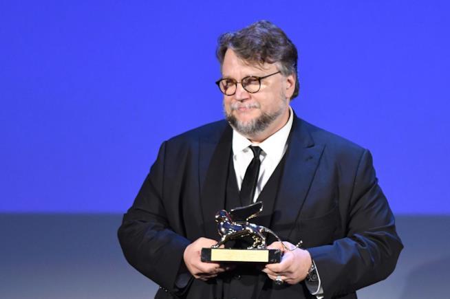 Guillermo del Toro premiato a Venezia 74
