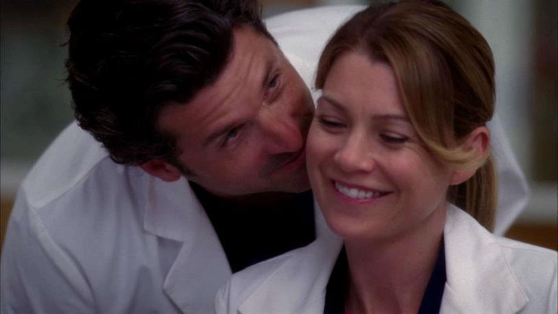 Meredith e Derek e il loro amore immortale