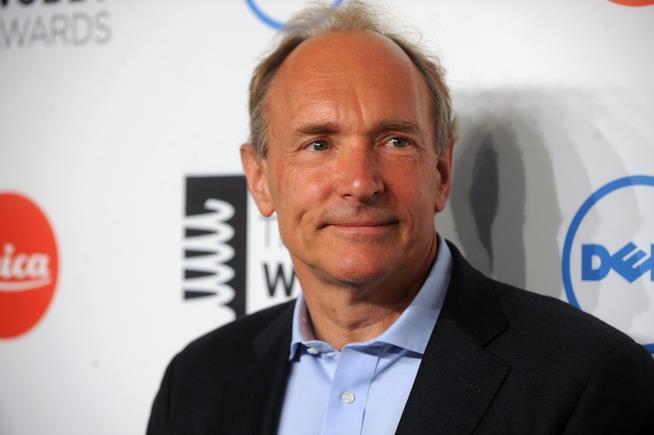L'informatico Tim Berners-Lee