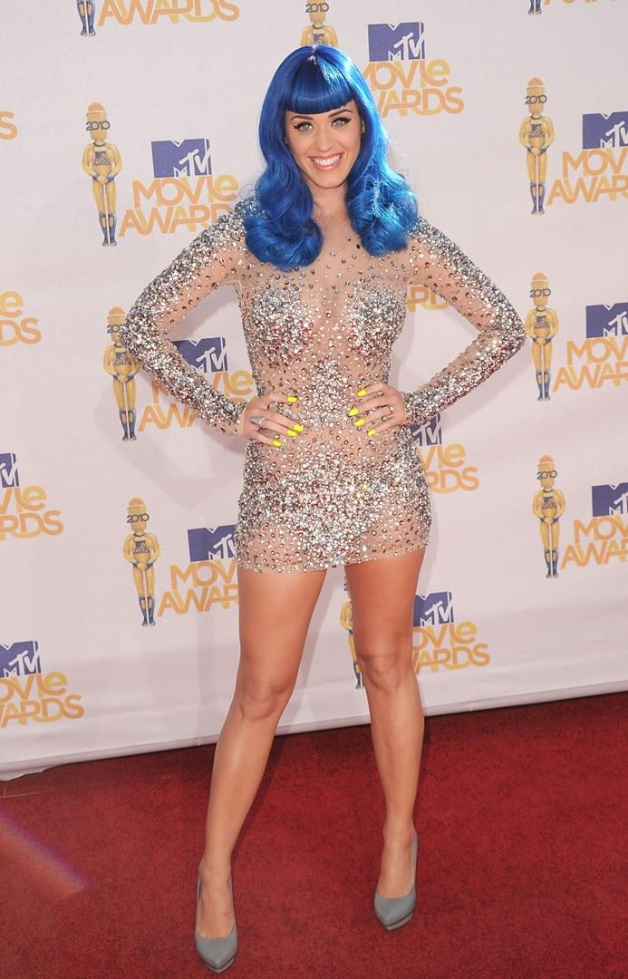 Katy Perry in look Zuhair Murad