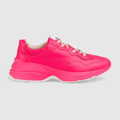 Sneakers Gucci fluo